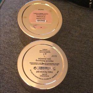bareMinerals Makeup - BareMinerals original foundation & mineral veil